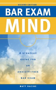 Bar Exam Mind book